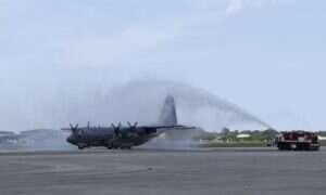 Samoloty AC-130U Spooky wróciły ze swojego ostatniego lotu