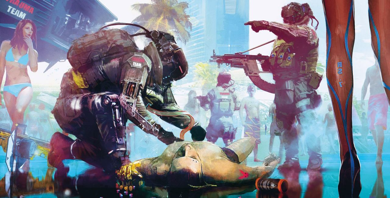 Cyberpunk 2077 Online planowany