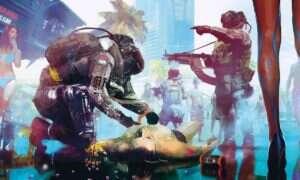 Cyberpunk 2077 Online planowany przez CD Projekt Red