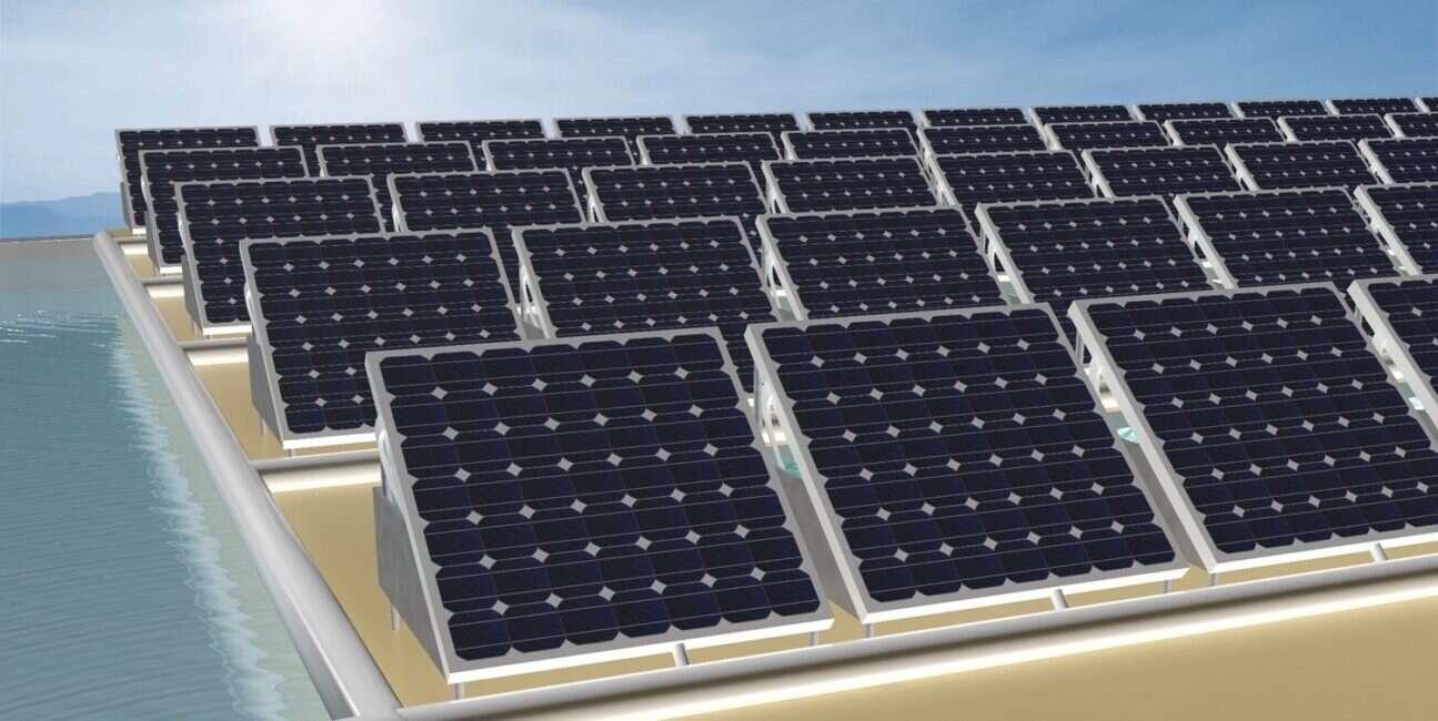 Uzdatnianie wody za pomocą paneli słonecznych