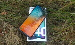 Test Samsung Galaxy A40 – dobra cena