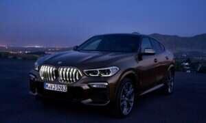 """""""To nie SUV"""" – mówi o swoim SUVie X6 BMW"""