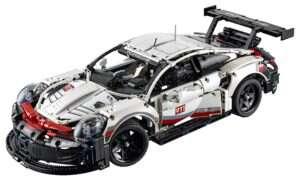 Nowe modele LEGO: Porsche 911 RSR i Corvette ZR1