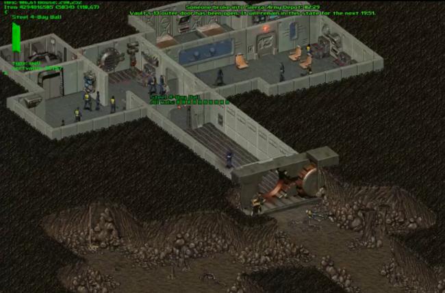 Fan przerabia Fallout 2 na MMO