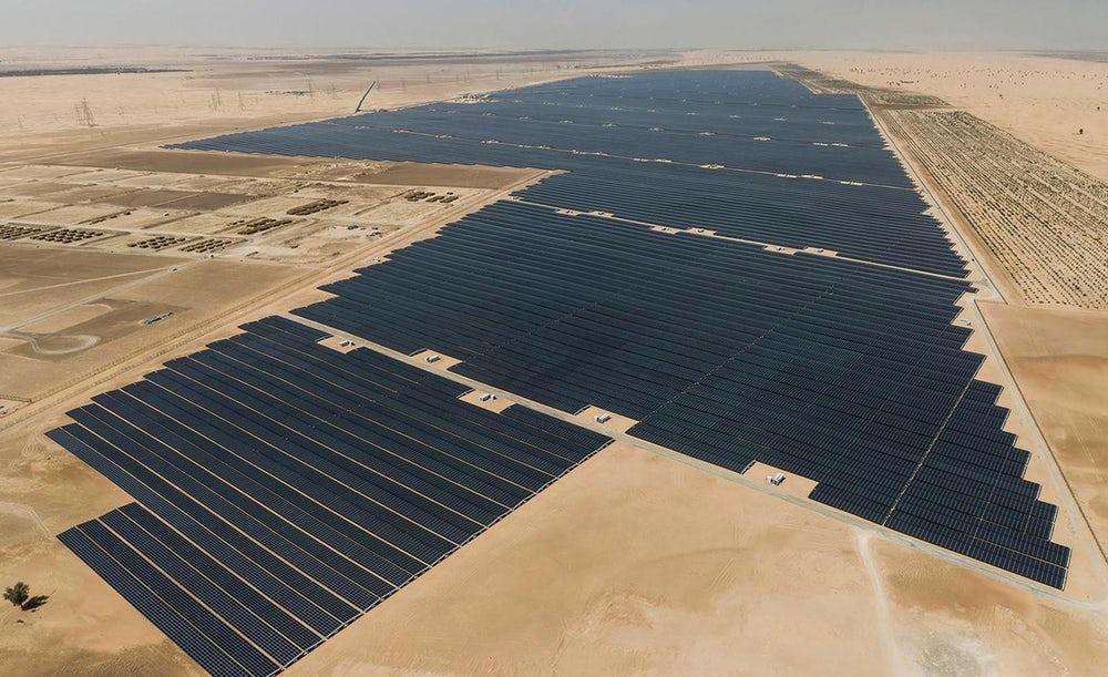 Oto największa elektrownia słoneczna na świecie