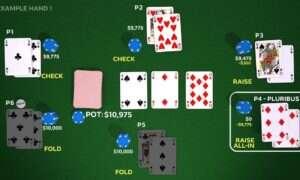 System SI Pluribus jest tak dobry w pokera, że naukowcy się o niego boją