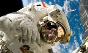 Wiemy czy promieniowanie kosmiczne powoduje raka u astronautów