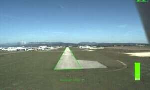 Automatyczne lądowanie na małych lotniskach w zasięgu programu C2Land