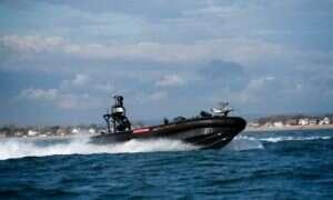 Autonomiczna łódź Pacific 950 zakończyła najważniejsze testy