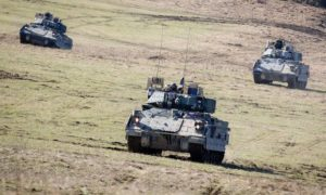 Przyszłość bojowych pojazdów bez załogi pod znakiem zapytania