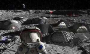 Cegły z księżycowej gleby mogą zapewnić ciepło i elektryczność tamtejszym osadnikom