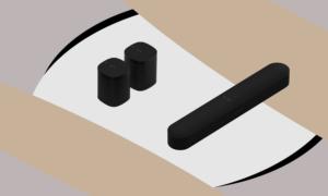 Test głośników Sonos Beam i Sonos One
