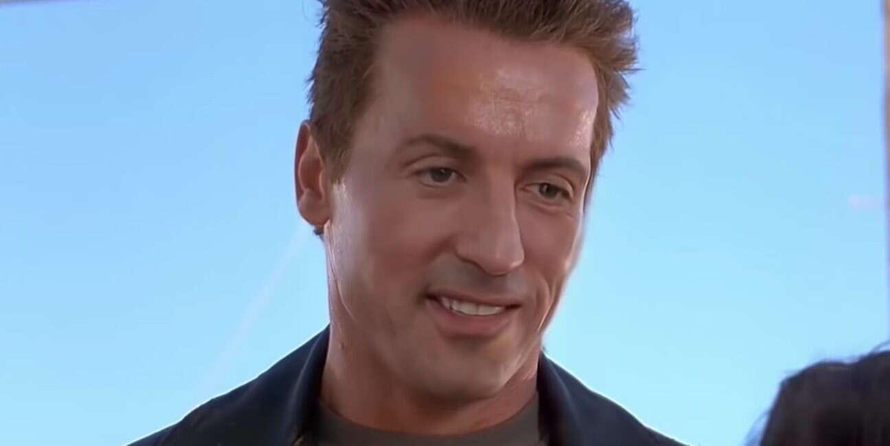 Widzieliście Terminator 2 z Sylvestrem Stallone?