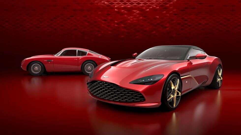 Czy może być coś piękniejszego od DBS GT Zagato z fabryki Aston Martin?