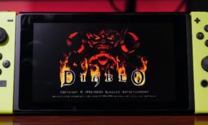 Diablo na Nintendo Switch – rewelacyjny port kultowego tytułu