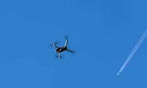Fraunhofer opracowuje test uderzeniowy dla samolotów z myślą o dronach