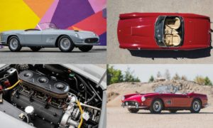 Dwa Ferrari 250 GT California Spider zostaną sprzedane podczas Monterey Car Week