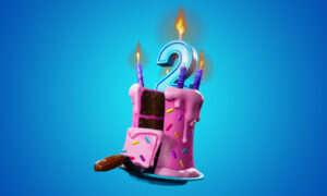 Dwa lata Fortnite – nadchodzą prezenty, torty oraz… karabin snajperski