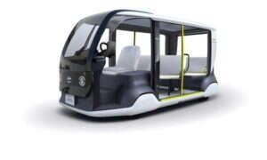 Elektryczny APM Toyoty zajmie się transportem podczas Igrzysk w Tokio