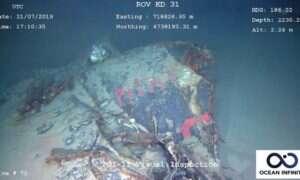 Francuski okręt podwodny Minerve odnaleziony po 50 latach