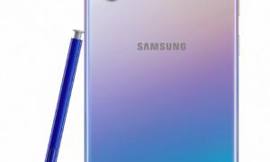 Nowe detale dotyczące aparatów Galaxy Note 10