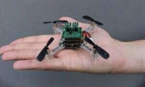 Dron SNAV ma nosa do trujących gazów