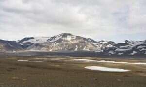 Globalne ocieplenie pochłonęło pierwszy lodowiec