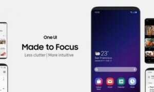 Nakładka Samsung One UI 2.0 trafi do nas najpewniej z Androidem Q