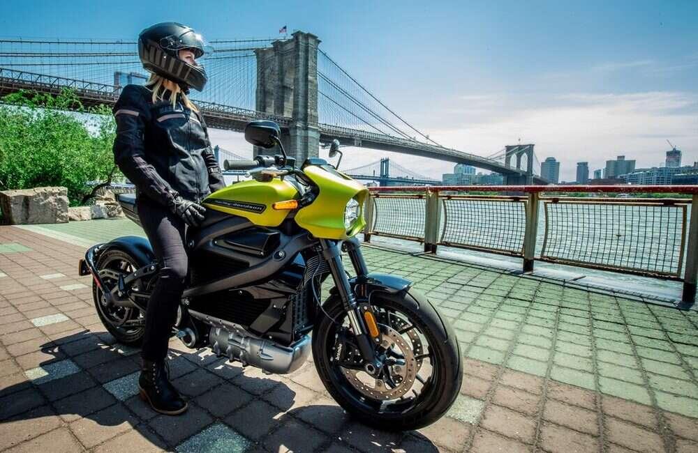 Specyfikacja elektrycznego motocykla Livewire od Harley-Davidson