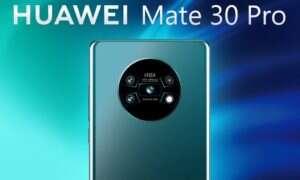 Wyciekła osłona ekranu Huawei Mate 30 Pro