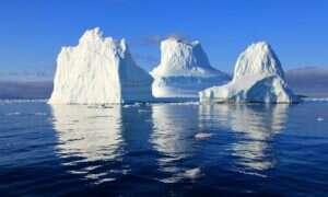 Po Europie fala upałów jest gotowa do stopienia Grenlandii