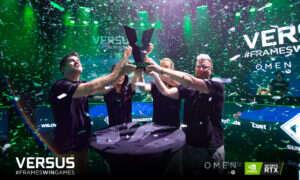Nvidia Versus – mistrzostwa zakończone zwycięstwem Polaków!