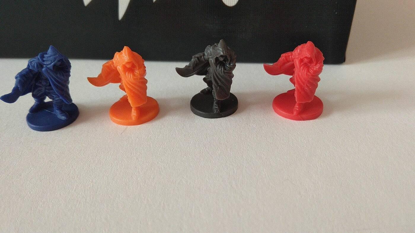 Tyrants of Underdark figurki