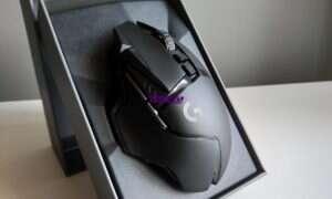 Test myszki bezprzewodowej Logitech G502 Lightspeed