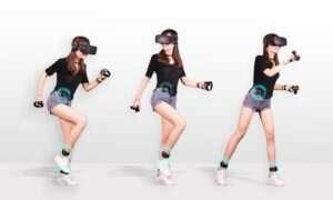 Czujniki Kat Loco do VR wprawiają nogi w ruch