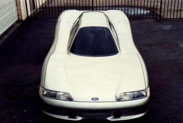 Koncept Intercoast GTP mógł stać supersamochodem Forda z lat 90.