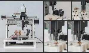 Stworzono system montażu robotów w stylu fuzji drukarki 3D i Lego