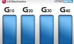 LG zaprezentuje cztery smartfony z serii G