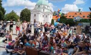 IV Międzynarodowy Festiwal Ulicznych Teatrów Lalkowych Lalka na Scenie