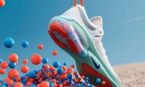 Materiały w butach Nike Joyride wzbudziły wątpliwości ekologów