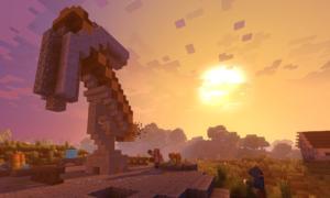 Minecraft 4K dalej nie dla Xbox One X mimo zapowiedzi dwa lata temu