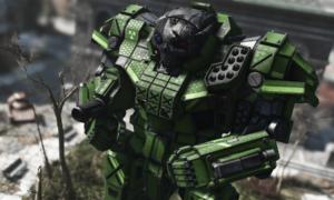 Mod do Fallout 4 dodaje mechy z Mech Warrior Online