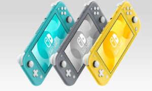 Nintendo Switch Lite wyciekł już dawno temu, ale mało kto w niego wierzył