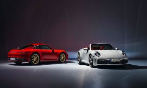 "Nowe ""podstawowe"" Porsche 911 Carrera i Cabriolet"
