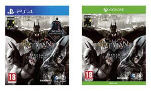 Nowej gry z Batmanem nie ma, ale macie kolejną reedycję
