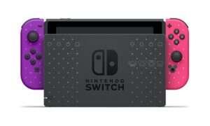 Nowy model Nintendo Switch oklejony w Myszkę Miki