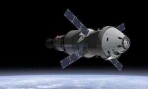 Złożono statek kosmiczny Orion. Ten sam, który finalnie poleci na Księżyc