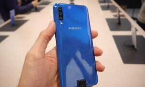 Domniemany Galaxy A50s pojawił się na Geekbench