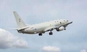 Pierwszy Poseidon MRA1 dla brytyjskiego RAFu wleciał w przestworza