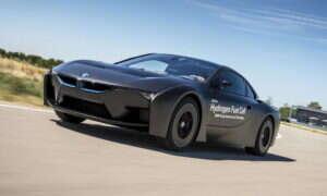 Samochody napędzane ogniwami wodorowymi BMW coraz bliżej